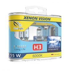 ClearLight H3 12V-55W Xenon Vision