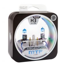 MTF H3 12V-55W Argentum +50%