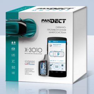 Pandect X 3010