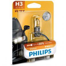 PHILIPS Premium, 12V, 55W, H3, (РК22s)