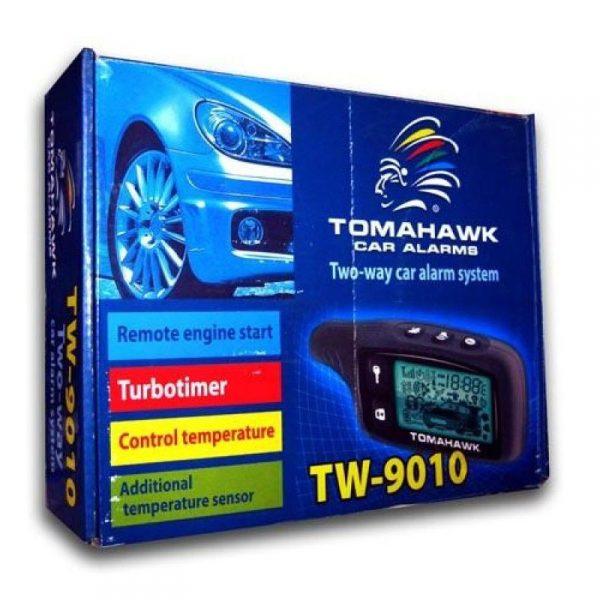 Tomahawk 9010 Автосигнализация